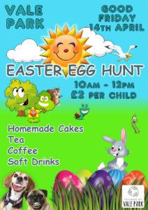 Easter Egg Hunt A5